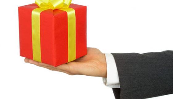 Geschenkideen und Geschenkgutscheine