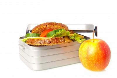 Brotdosen und Lunchboxen aus Edelstahl