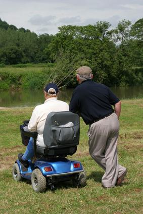 Elektrobile für Senioren
