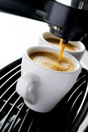 Kaffeautomaten von Kaffee Partner