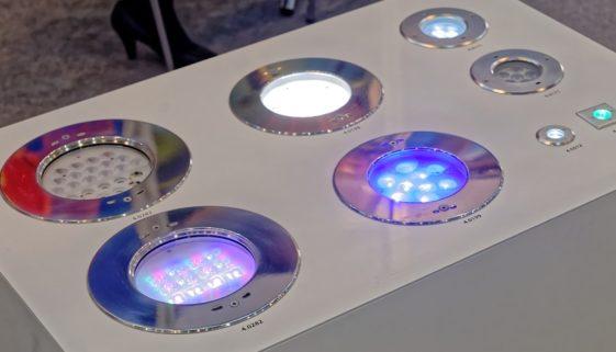LED Enbaustrahler