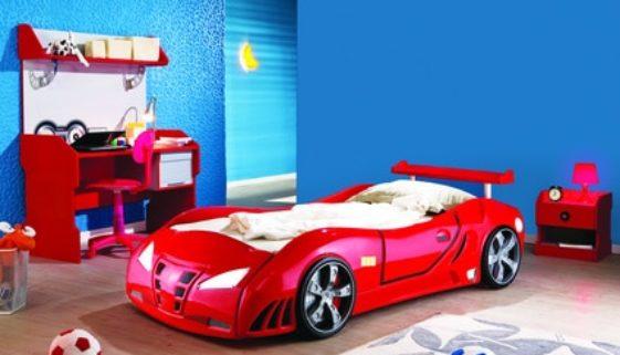Autobett für Kinder
