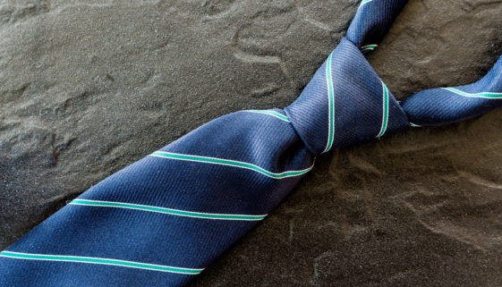 Modische Krawatten